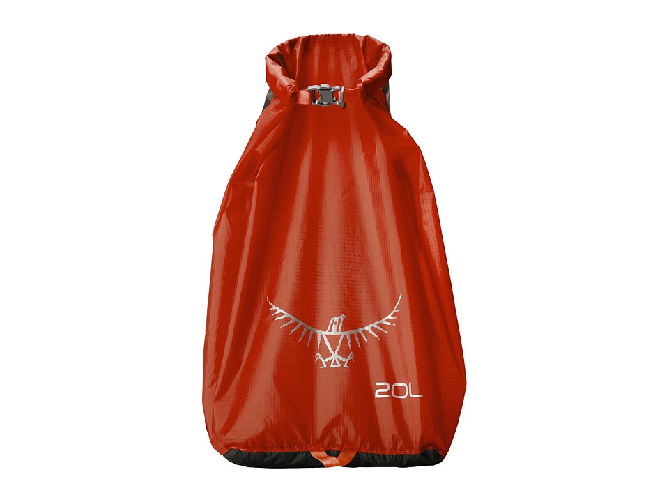 Osprey - Ultralight Dry Sack 20 (Poppy Orange) Bags