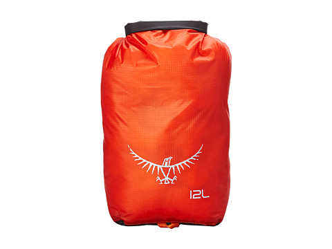 Osprey - Ultralight Dry Sack 12 (Poppy Orange) Bags