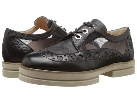 Viktor & Rolf - S49WQ0016 (Black) Women's Lace up casual Shoes