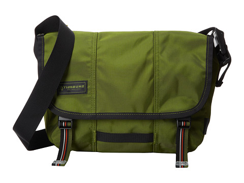 Timbuk2 - Classic Messenger Bag - Extra Small (Martini Olive Surf Stripe) Messenger Bags