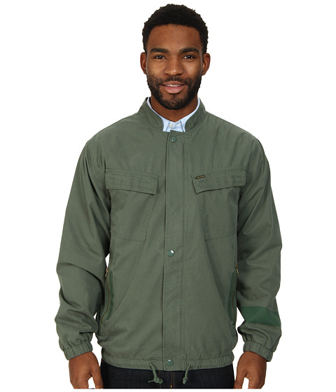Volcom - Modstone Jacket (Cedar Green) Men's Coat