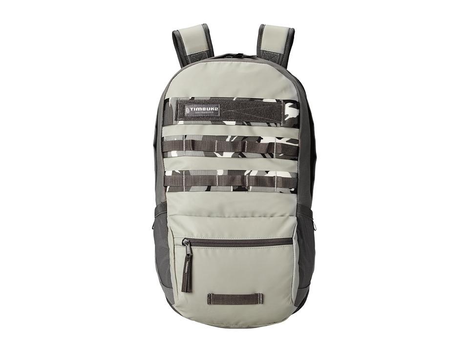 Timbuk2 - Slate Backpack (Limestone Camo) Backpack Bags