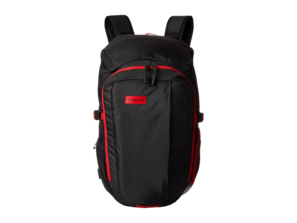 Timbuk2 - Fillmore (Black/Crimson) Bags