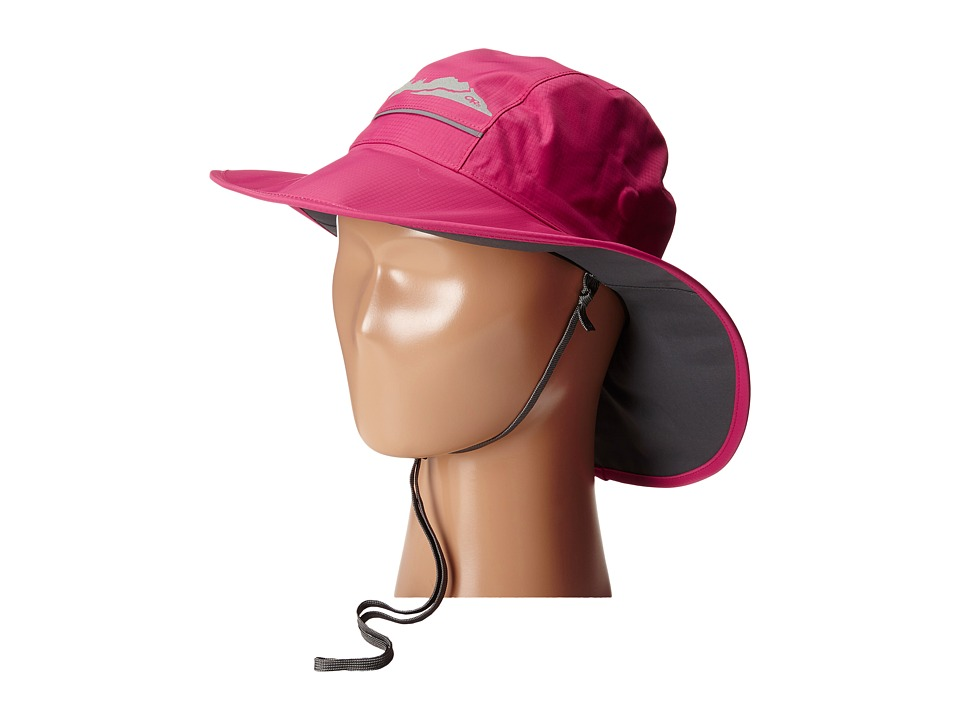 Outdoor Research - Voyager Hat (Youth) (Sangria) Caps