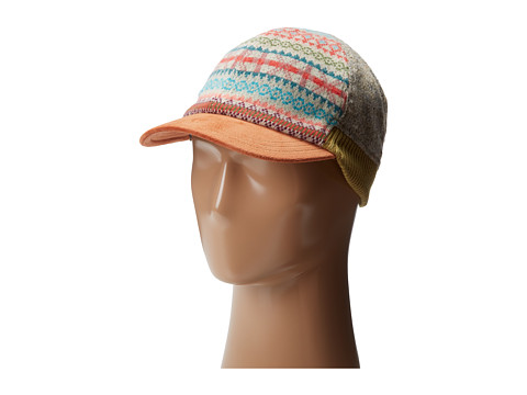 Grace Hats - Bear Casquette Acorn (Orange) Caps