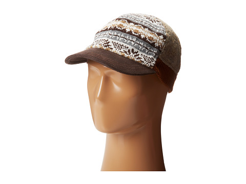Grace Hats - Bear Casquette Acorn (Brown) Caps