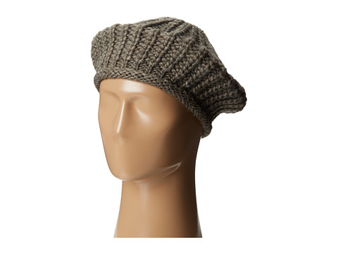 Grace Hats - Fisherman Beret (Brown) Caps