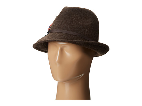 Grace Hats - Ribbon Hat (Brown) Caps