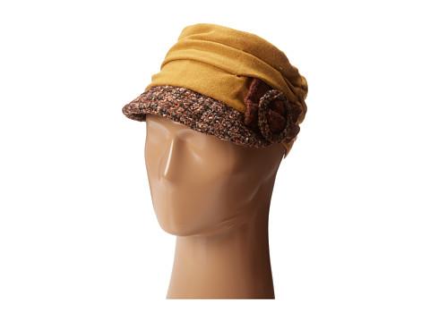 Grace Hats - Algenon Cap Tint (Mustard) Caps