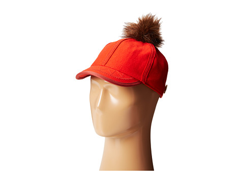 Grace Hats - Palette Cap (Red) Caps