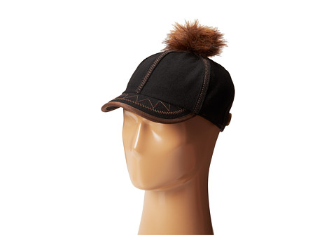 Grace Hats - Palette Cap (Black) Caps
