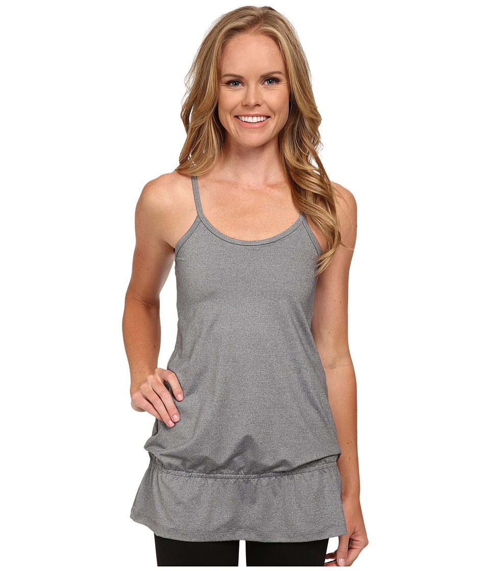 Merrell - Airy Tank (White Heather) Women's Sleeveless
