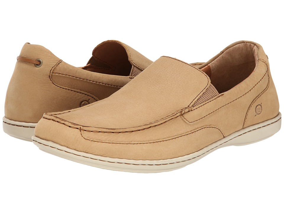 Born - Paine (Sand (Natural) Nubuck) Men's Shoes