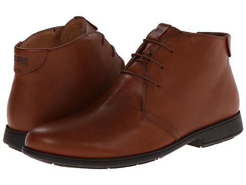 Camper - 1913 - 36518 Chukka Boot (Medium Brown) Men