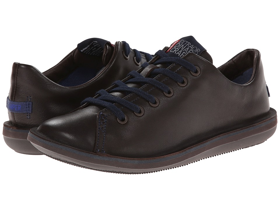 Camper - Beetle Lo-18648 (Dark Brown 1) Men's Lace up casual Shoes