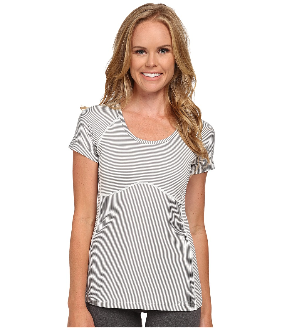 Merrell - DeVeau Tee (White) Women's T Shirt