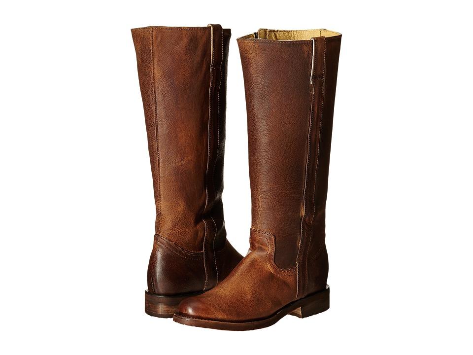 Justin - MSL502 (Tan) Cowboy Boots