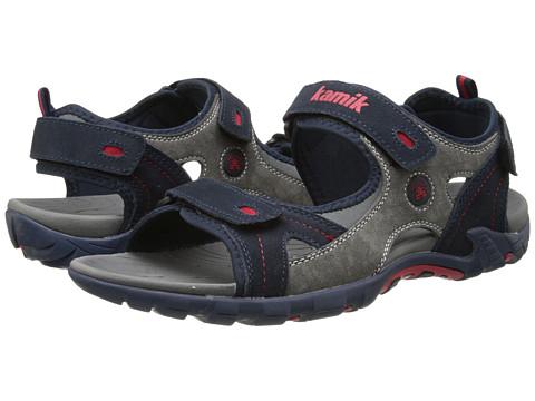 Kamik - Seahorse (Navy) Men's Sandals
