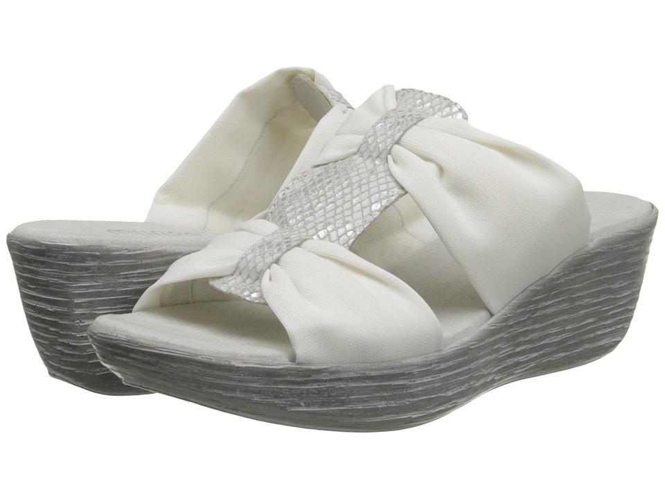 Munro - Vanessa (White Combo) Women's Sandals