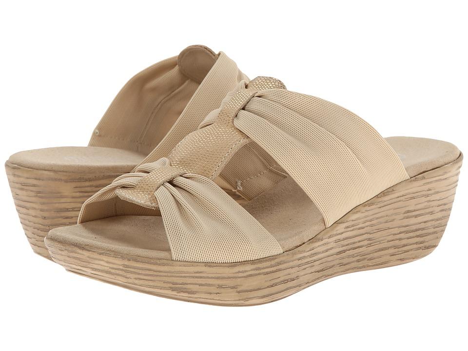 Munro - Vanessa (Sand Combo) Women's Sandals