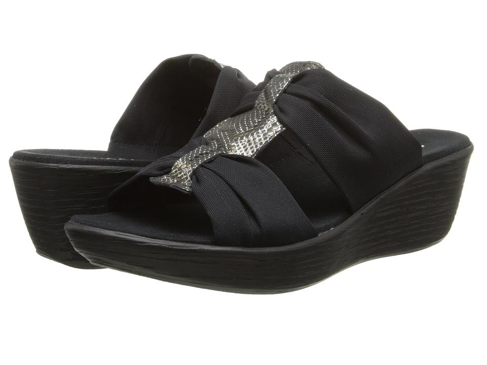 Munro American - Vanessa (Black Combo) Women's Sandals