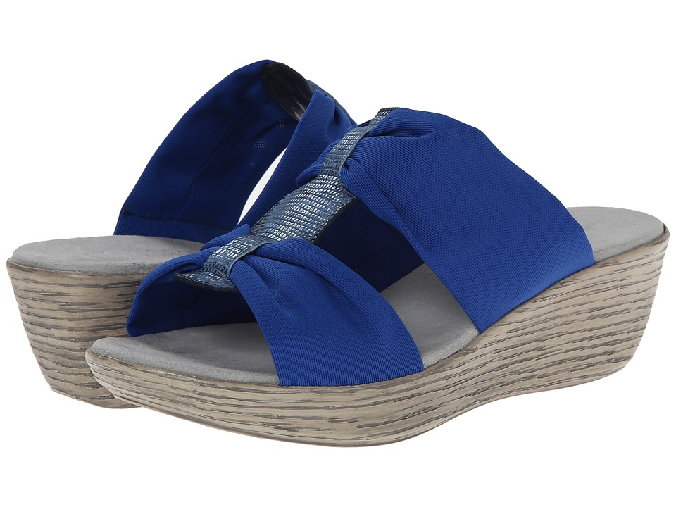 Munro - Vanessa (Blue Combo) Women's Sandals