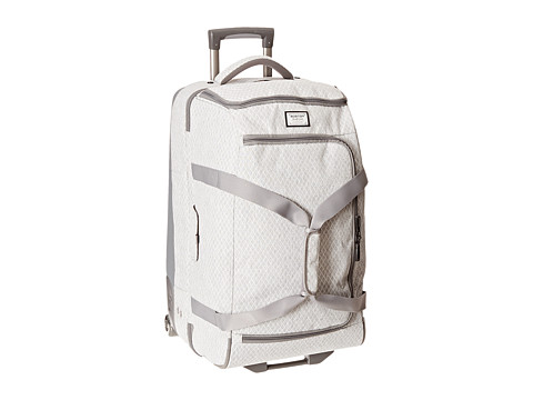Burton - Wheelie Cargo (Grey Heather Diamond Ripstop) Luggage