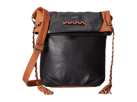 Roxy - New Day (True Black) Cross Body Handbags
