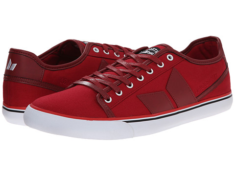 Macbeth - James (Red/Ox Blood Vegan) Men