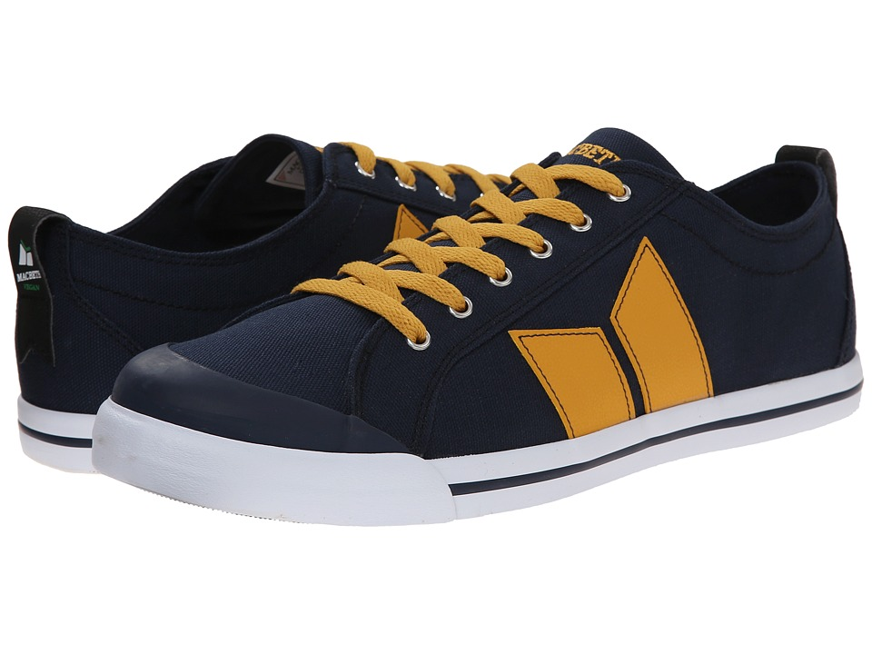 Macbeth - Eliot Vegan (Midnight/Ochre Vegan) Skate Shoes