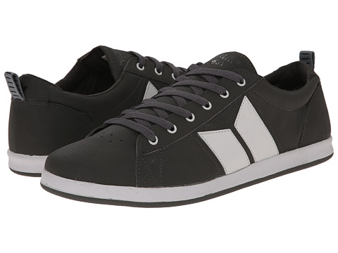 Macbeth - London (Dark Grey/Med Grey Vegan) Men's Skate Shoes