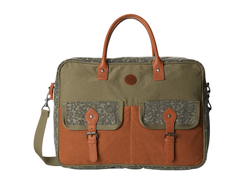 Roxy - Occupy (Military Olive) Shoulder Handbags