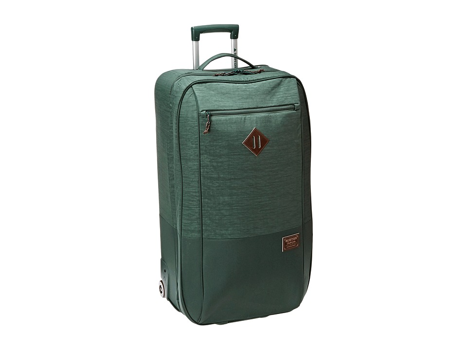 Burton - Fleet Roller (Green Mountain Green) Weekender/Overnight Luggage