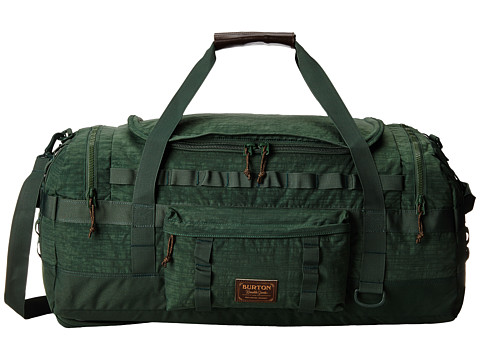 Burton - Performer Elite Duffel (Green Mountain Green) Duffel Bags