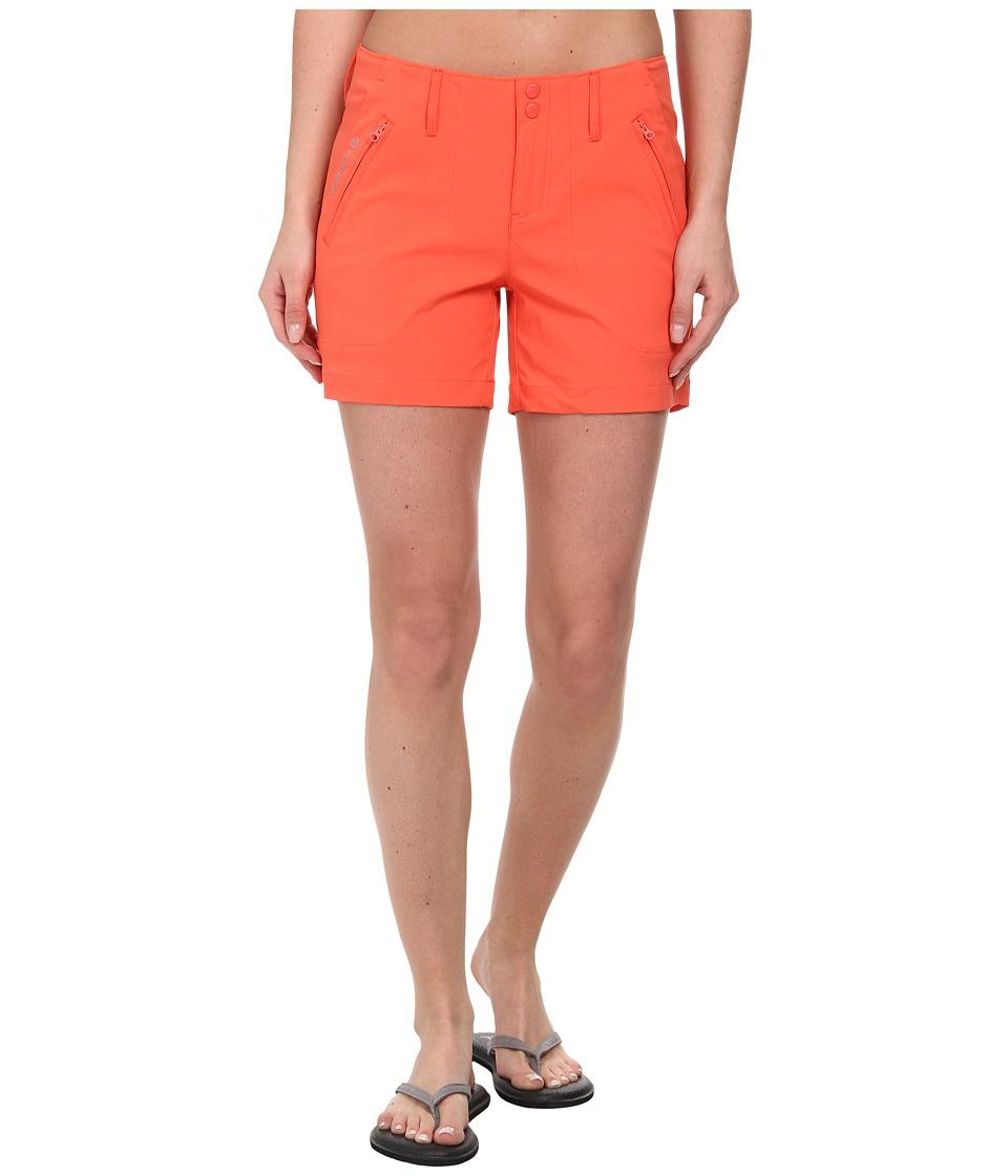 Merrell - Belay Short (Nectarine) Women's Shorts