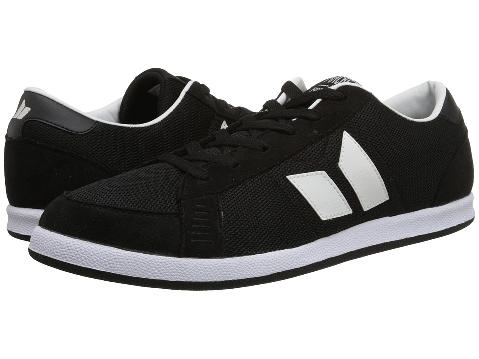 Macbeth - Cornell (Black/White Vegan) Men's Skate Shoes