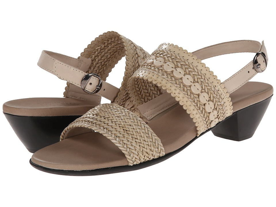 Munro - Morocco (Natural Woven) High Heels