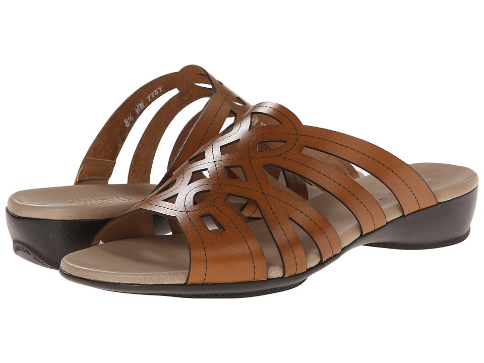 Munro American - Malia (Tan Leather) Women's Sandals