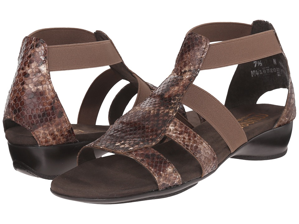 Munro Zena (Brown Python) Women