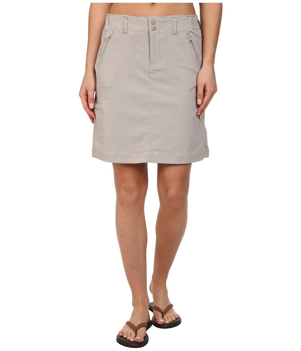 Merrell - Belay 2 Skirt (Oyster) Women's Skirt