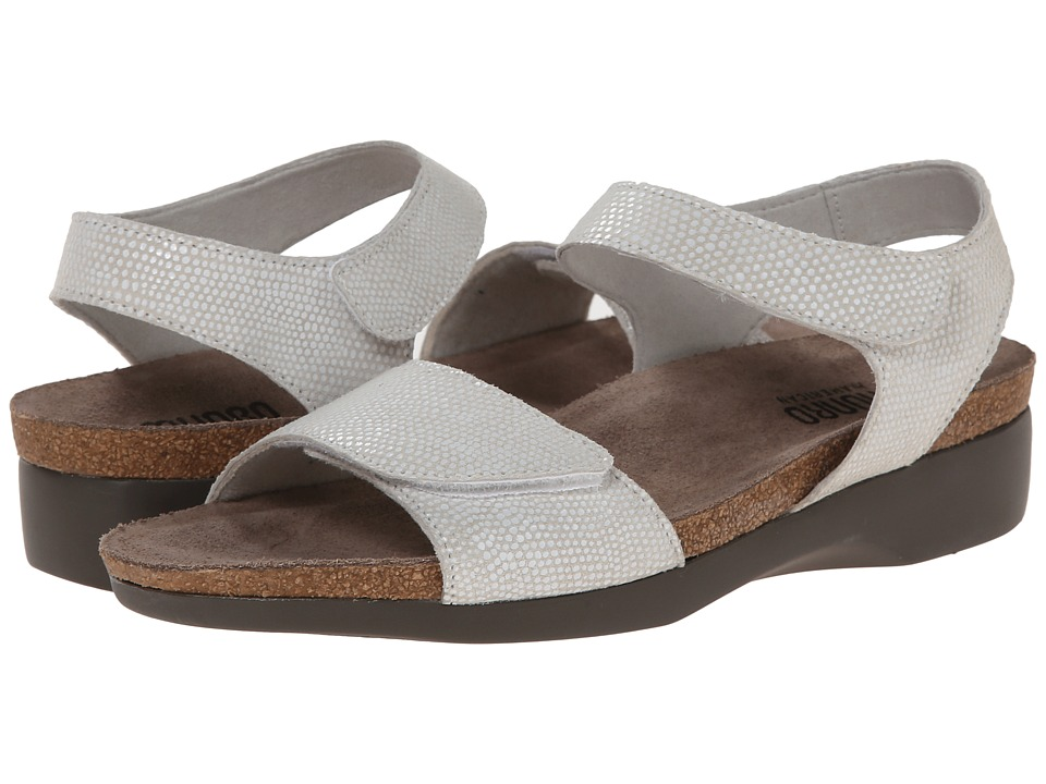 Munro - Catelyn (White Print) Women's Sandals