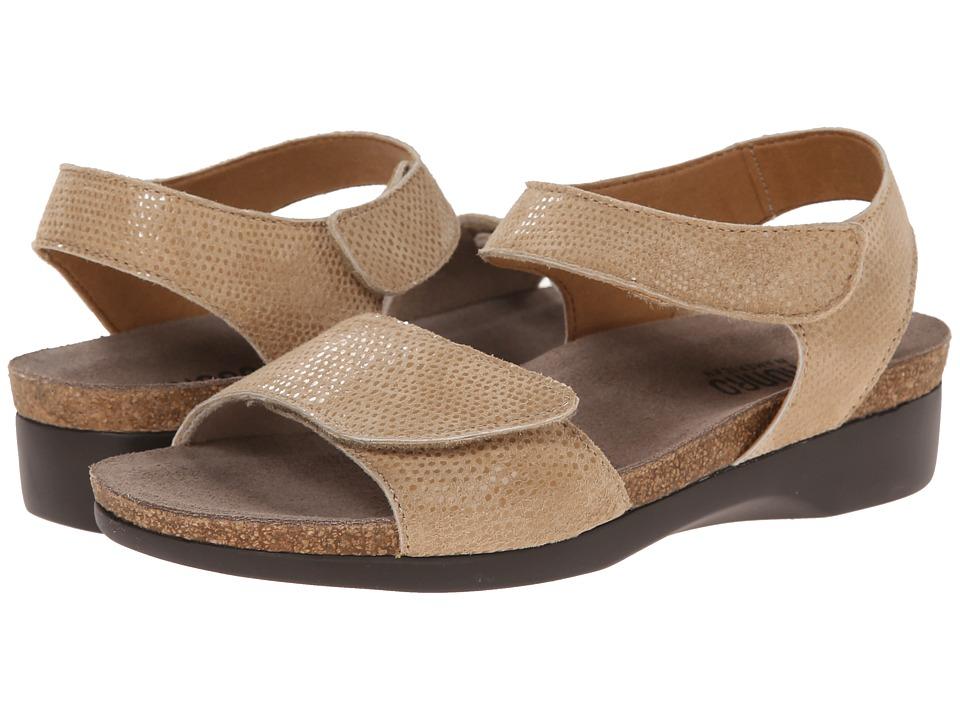Munro - Catelyn (Beige Print) Women's Sandals