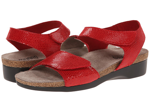 Munro American - Catelyn (Red Print) Women's Sandals