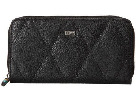 Roxy - Sun Child (True Black) Wallet Handbags