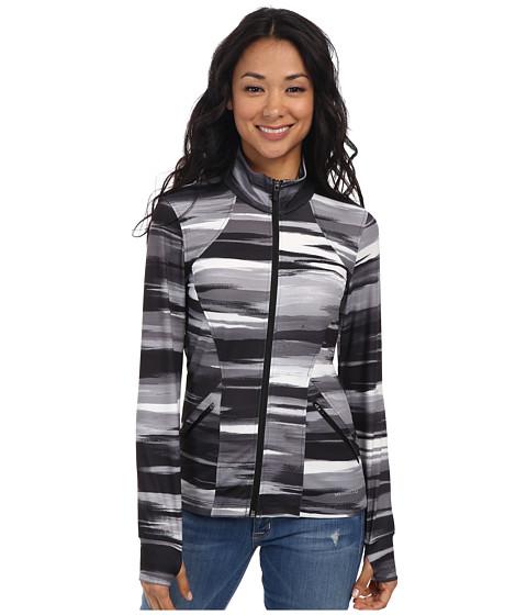 Merrell - Emma Full Zip (Black Print) Women's Fleece