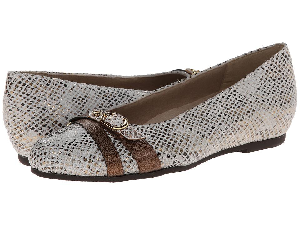 Munro - Josie (Bronze Snake) Women's Flat Shoes