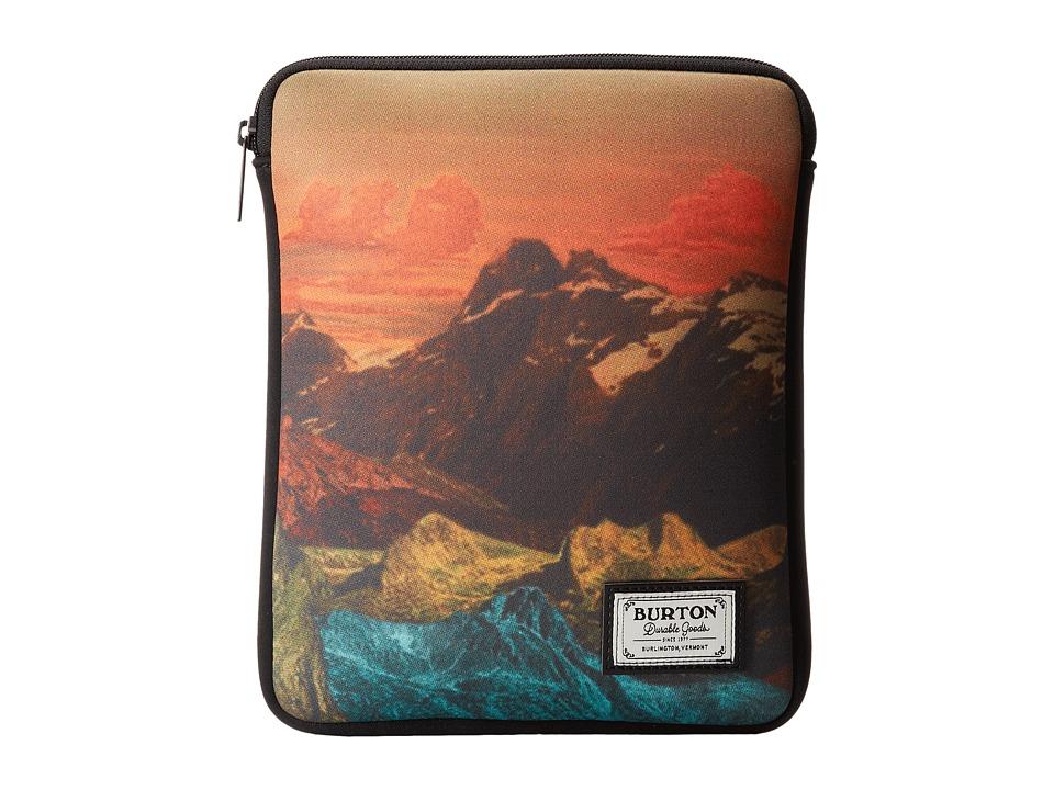 Burton - Tablet Sleeve (Mountopia) Computer Bags