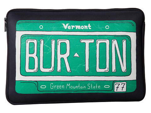 Burton - 15 Laptop Sleeve (VT Plate) Computer Bags
