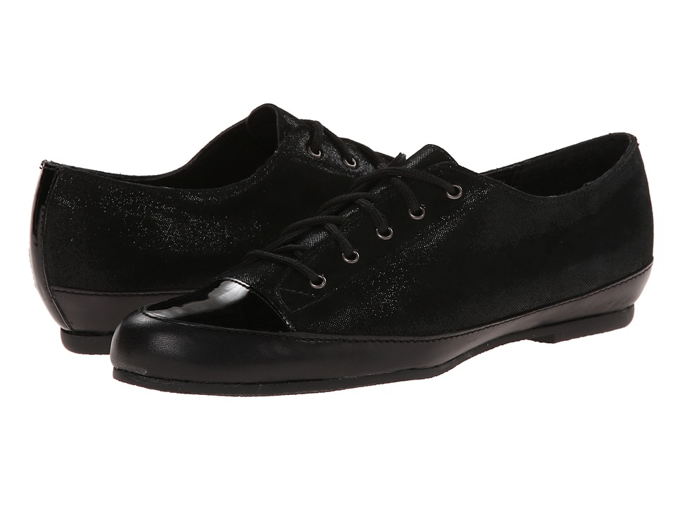 Munro - Petra (Black Combo) Women's Lace up casual Shoes