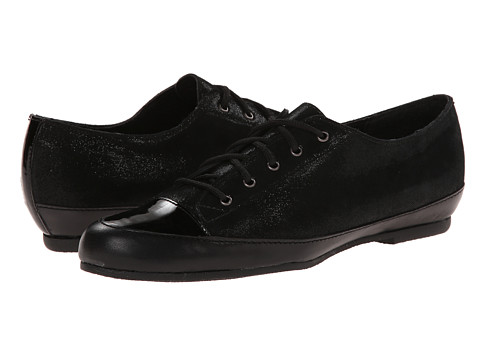 Munro American - Petra (Black Combo) Women's Lace up casual Shoes